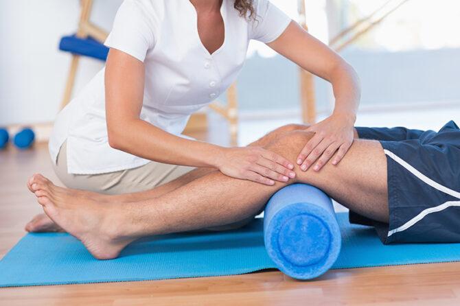 La riabilitazione nella lesione del legamento crociato anteriore
