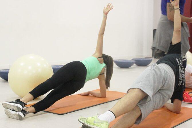 Muscoli addominali e prevenzione della lombalgia