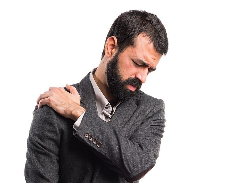 Lussazione alla spalla