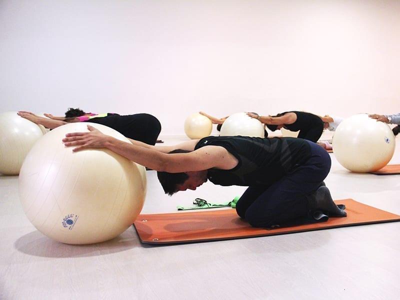 Il metodo Pilates come alleato della schiena